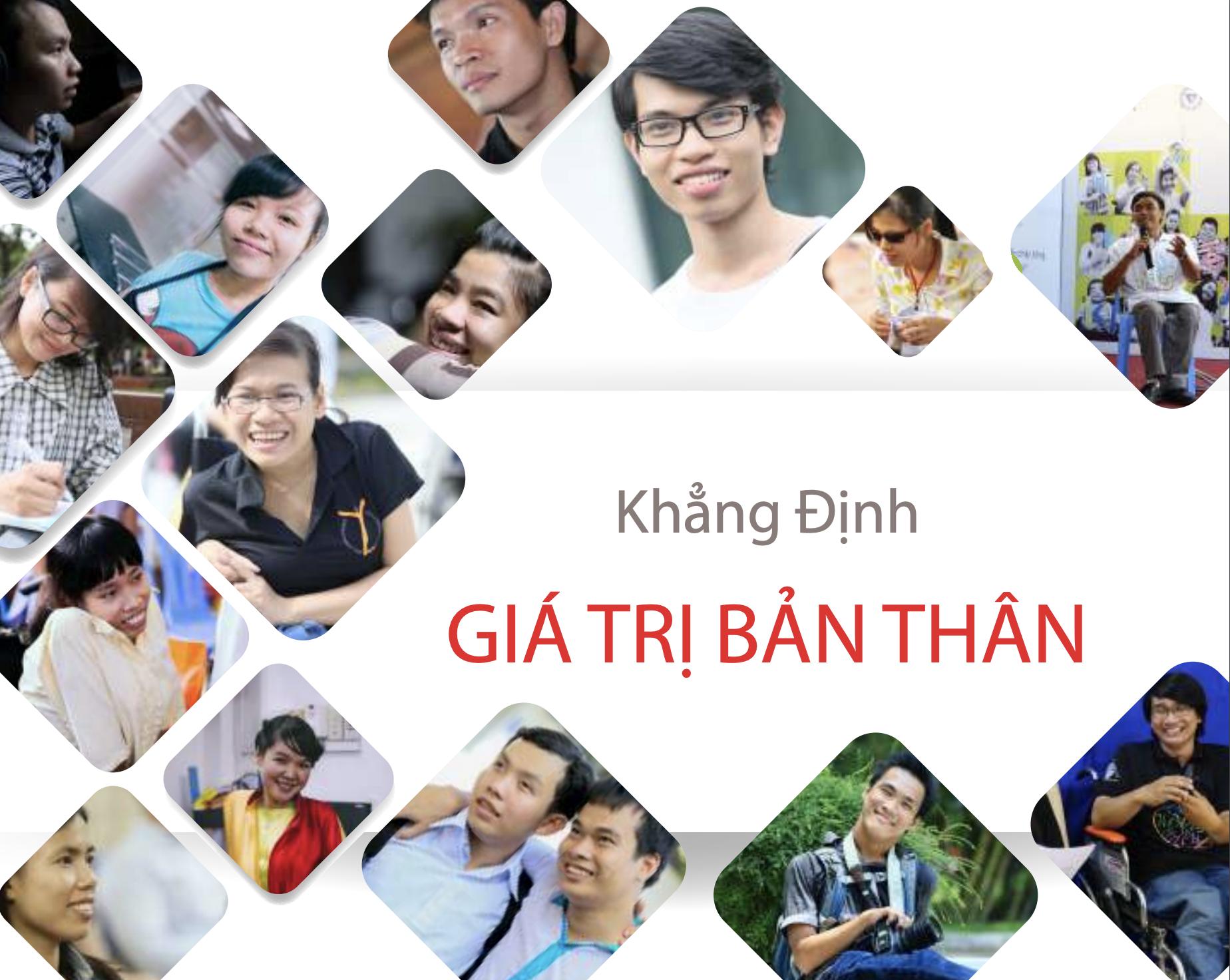 Khẳng định giá trị bản thân | DRD 2014(In Vietnamese Only)